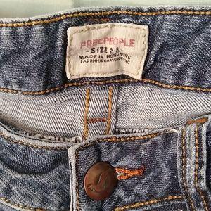Free People Jeans - Follow us on Instagram!